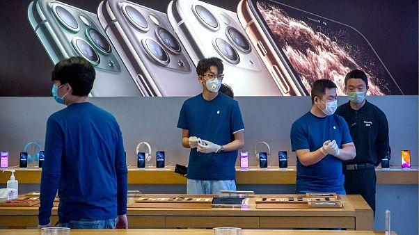 اپل از شیوع ویروس کرونا ۴ میلیارد دلار ضرر میکند