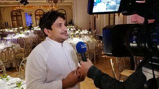 Les secrets du cuisinier star : Mauro Colagreco se confie à Euronews