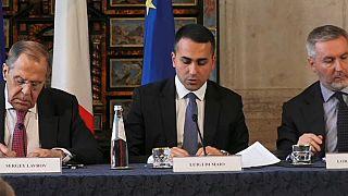 Libia: Lavrov rigido sulla missione UE