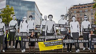 Büyükada Davası'nda karar duruşması görülecek; Af Örgütü sanıkların beraatini istiyor