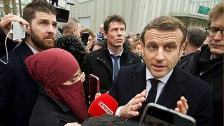 برنامه ماکرون برای مقابله با جداییطلبی اسلامگرایان در فرانسه