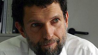 Hakkında gözaltı kararı çıkarılan iş adamı Osman Kavala, arşiv