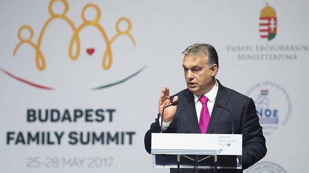 I pro family di Orbán all'europarlamento
