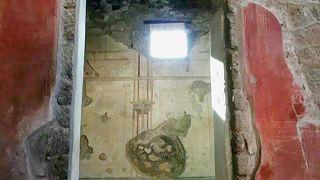 Újra látogatható Pompejben a Szerelmesek Háza