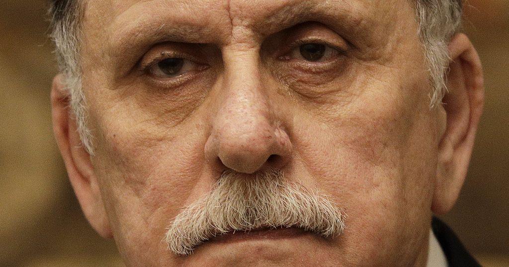 GNA's Fayez al-Sarraj announced  plans for resignation