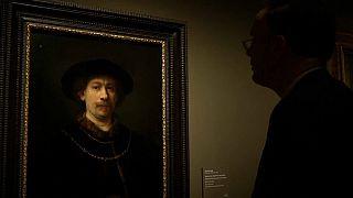 Μαδρίτη: Πορτρέτα του Ρέμπραντ