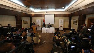 Uluslararası tanınırlığa sahip Libya Ulusal Mutabakat Hükümeti (UMH) - Hazem Turkia