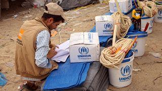 Yemen'de dünyada eşi görülmemiş insani kriz yaşanıyor