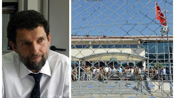 Τουρκία – Οσμάν Καβαλά: Αθωώθηκε και μετά έβγαλαν νέο ένταλμα σύλληψης