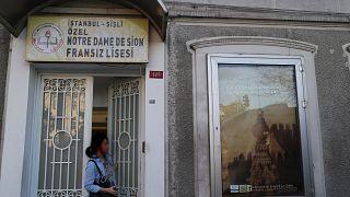 Notre Dame de Sion Fransız Lisesi