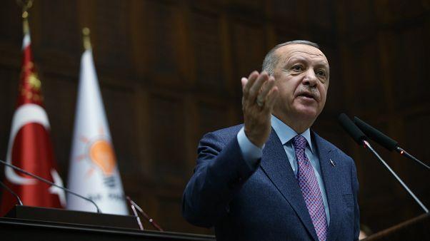 Cumhurbaşkanı Recep Tayyip Erdoğan, AK Parti'nin TBMM Grup Toplantısı'nda konuşma yaptı - Murat Kula