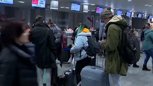 После карантина в Тюмени россияне разъезжаются по домам