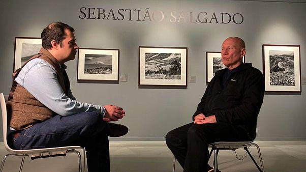 'Genesis' ou o grito de alerta de Sebastião Salgado