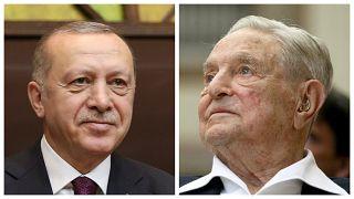 Sorosozott Erdogan a török parlamentben