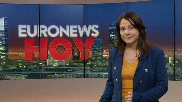 Euronews Hoy | Las noticias del miércoles 19 de febrero de 2020