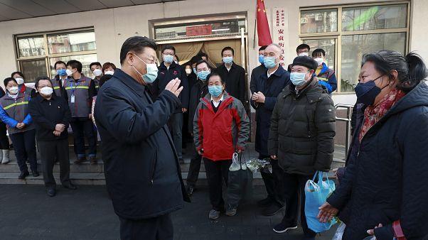El coronavirus COVID-19 enturbia las relaciones de China con Occidente