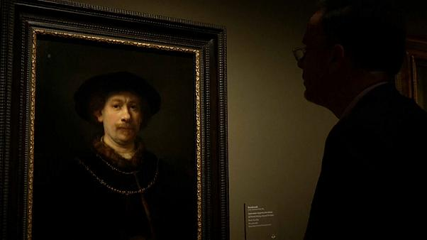 Rembrandt in Madrid
