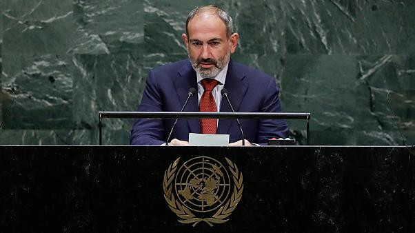 Ermenistan Başbakanı Nikol Paşinyan