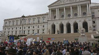 Törvényessé válhat az eutanázia Portugáliában