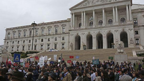 Portuguese parliament debates assisted death