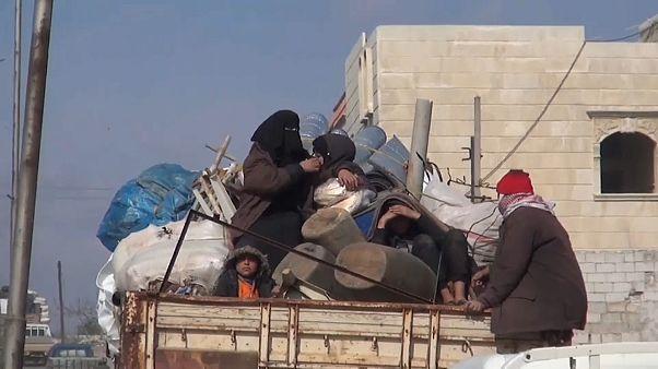 Гуманитарный кризис в Сирии: стороны не договорились