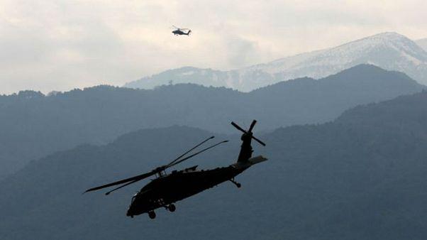 Εντυπωσιακή κοινή στρατιωτική άσκηση Ελλάδας-ΗΠΑ στον Όλυμπο