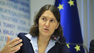 Eski AP Türkiye Raportörü Kati Piri