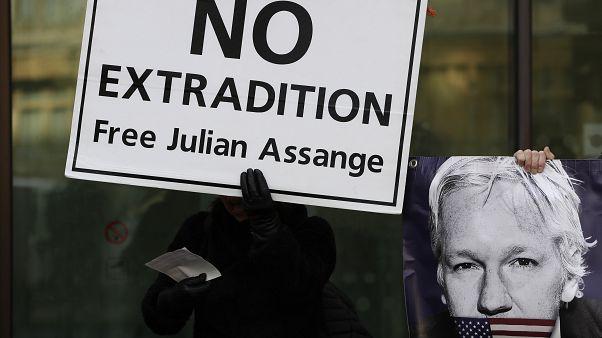 """Assange-Anwälte: """"US-Begnadigung angeboten"""" – Weißes Haus weist Darstellung zurück"""