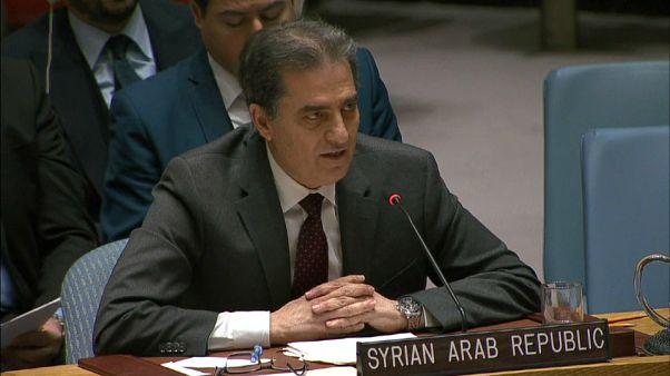 لؤي فلوح ، الوزير المستشار في البعثة الدائمة للجمهورية العربية السورية لدى الأمم المتحدة