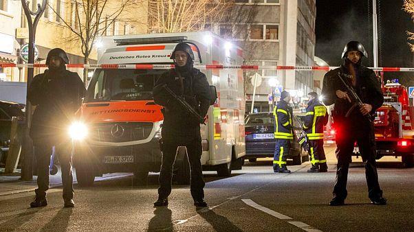 تیراندازی در قهوه خانههای قلیانکشی آلمان؛ ۹ نفر کشته شدند