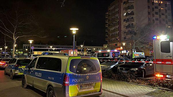Mészárlás a németországi Hanauban
