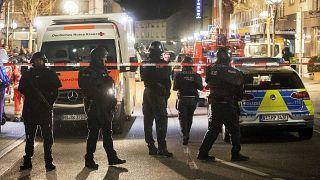 Almanya'nın Hanau kentinde 19 Şubat'ta iki kafeye düzenlenen ırkçı saldırıda, aralarında 4 Türk'ün bulunduğu 9 kişi hayatını kaybetmişti
