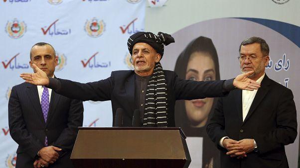 انتخاب دوبارهٔ اشرف غنی؛ تبریک اروپا و موضع نامعلوم ایران