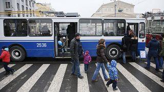 Coronavirus: Rusia pide a trabajadores de transportes que den la alerta cuando vean chinos
