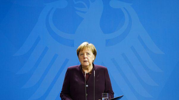 Angela Merkel spricht über Hass uns Rassismus in Deutschland nach der Schießerei mit 11 Toten in Hanau
