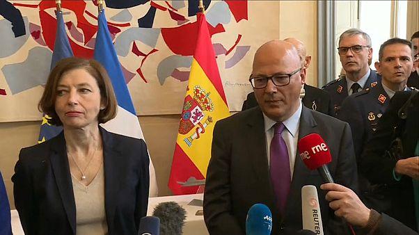 España firma su participación en el nuevo caza europeo con Alemania y Francia