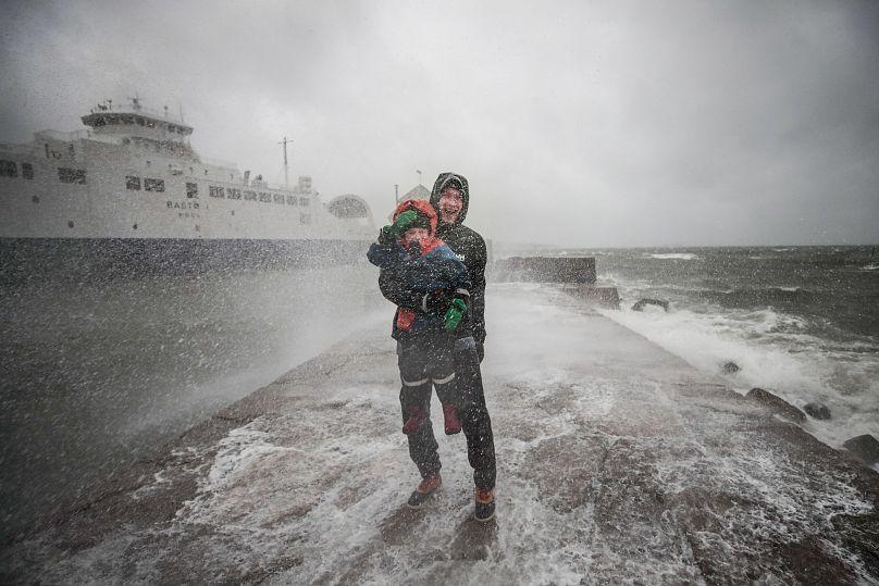 Lise Åserud / NTB scanpix / AFP