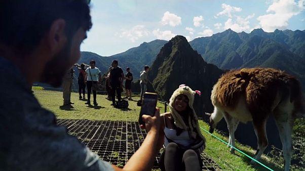 Turismo desenfreado ameaça o futuro de Machu Picchu