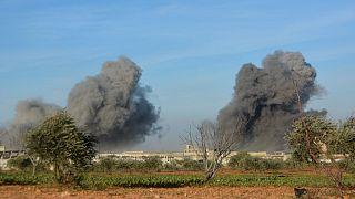Milli Savunma Bakanlığı: İdlib'de 2 asker şehit, 5'i yaralı, 50 Rejim unsuru etkisiz hale getirildi