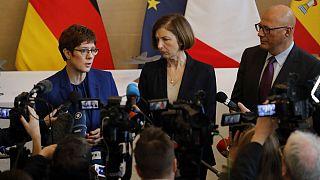 آلمان و فرانسه قرارداد ساخت مدل نمونه نسل جدید جتجنگنده را امضا کردند