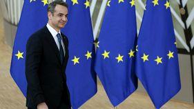 Συνάντηση Μητσοτάκη με τους ισχυρούς της Ευρώπης