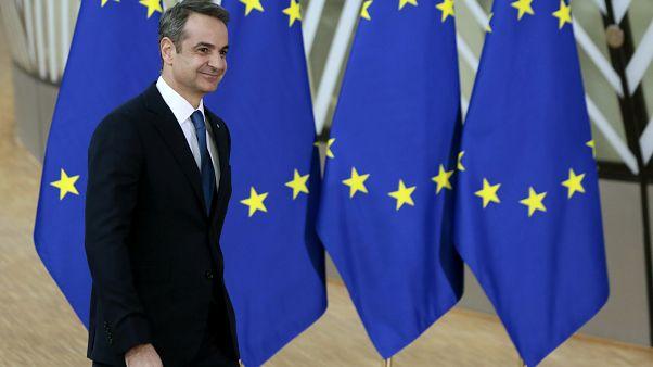 Μητσοτάκης για Σύνοδο ΕΕ: Κάποιοι επέμειναν ότι πρέπει να κάνουμε περισσότερα με λιγότερους πόρους
