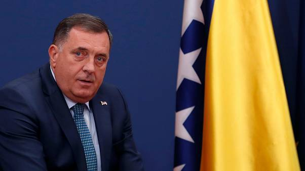 Milorad Dodik, the Serb Member of the Presidency of Bosnia and Herzegovina