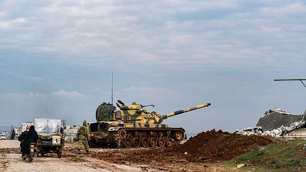 Россия нанесла удары по поддерживаемым Турцией группировкам в Сирии