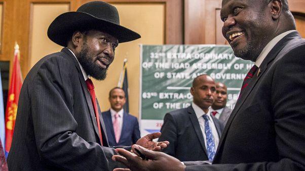 Nagy lépés a béke felé Dél-Szudánban