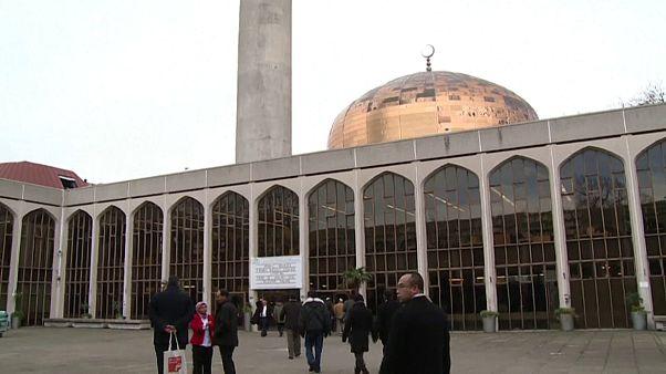 مسجد ريجنت بارك- 16 يناير 2016