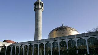 Saldırının yaşandığı Londra Merkez Camisi