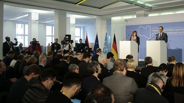 Libya'da kalıcı ateşkes ve siyasi sürecin canlandırılması amacıyla düzenlenen Libya Uluslararası İzleme Komitesi toplantısı Münih'te gerçekleştirildi