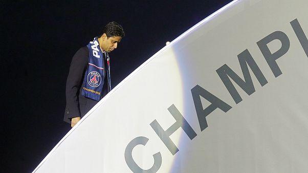 Nasser al-Khelaifi está a ser acusado enquanto presidente da BeIN Sports