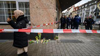 Aralarında Türklerin de bulunduğu 9 göçmenin öldürüldüğü saldırının ardından Almanya yasta